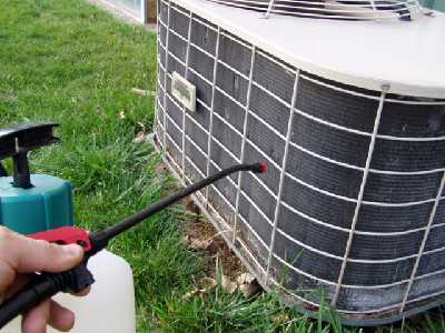ac coil cleaning tips